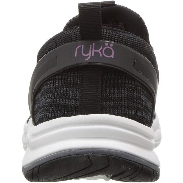 Width: med Women/'s Ryka Felicity Black Walking