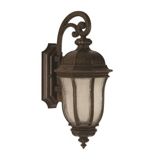 "Craftmade Z3314 Harper 21"" 2 Light Outdoor Wall Sconce"
