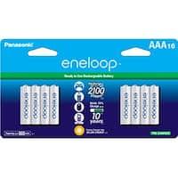 Panasonic Eneloop AAA Size NiMH Rechargeable Battery BK-4MCCA16BA