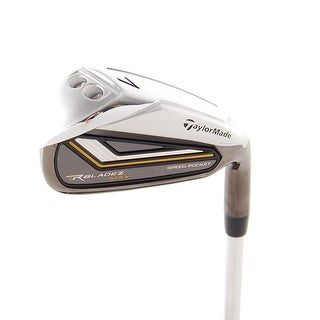 New TaylorMade RocketBladez Max 7-Iron FST Steel R-Flex RH