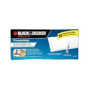Black & Decker PM-DP Power Mop Replacement Pads