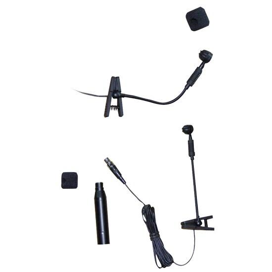 Instrument/Saxaphone XLR Condenser Microphone