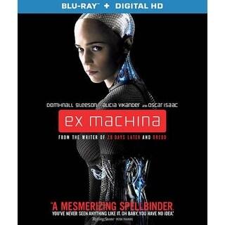 Ex Machina - Blu-ray Disc