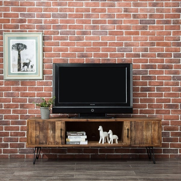 Carbon Loft Babbage Media TV Stand. Opens flyout.