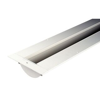 WAC Lighting LED-T-RCH3 InvisiLED Under Cabinet Recessed Channel