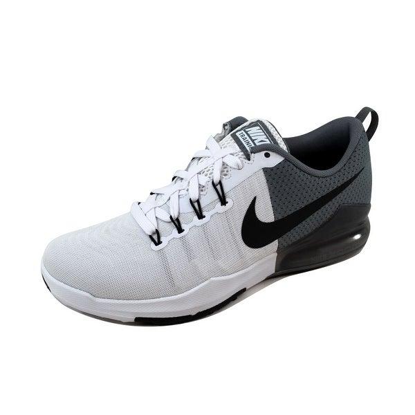 118b523b64e53 Shop Nike Men's Zoom Train Action White/Black-Cool Grey 852438-100 ...