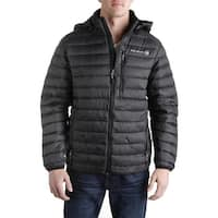 Free Country Mens Puffer Jacket Down 2-In-1