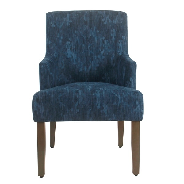 HomePop Meredith Dining Chair - Patterned Indigo. Opens flyout.