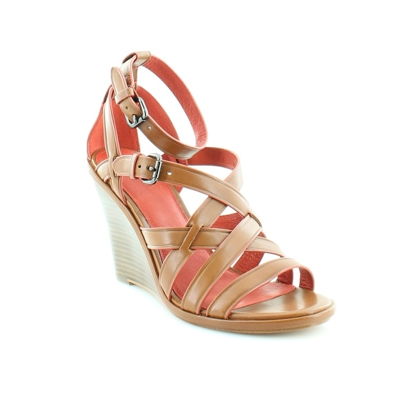 Coach Dawn Women's Sandals Saddle - 9.5