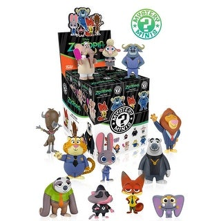 FunKo Disney Zootopia Mystery Mini Vinyl Figure Blind Box