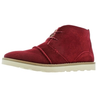 Dije California Indio Men's Suede Desert Chukka Boots Snug Fit Order 1 Size Up