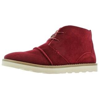 Dije California Indio Men's Suede Desert Chukka Boots Snug Fit Order 1 Size Up