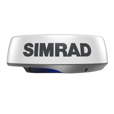 Simrad Halo24 Radar Dome w/ VelocityTrack Doppler Technology