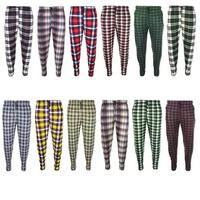 Mystery Deal - Men's Essential Plaid Fleece Lounge Pants