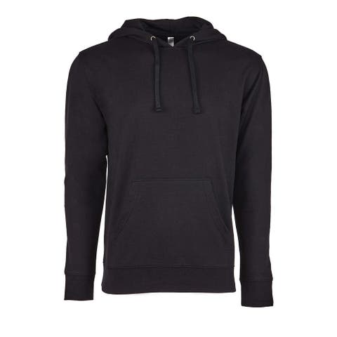 The French Terry Hooded Pullover