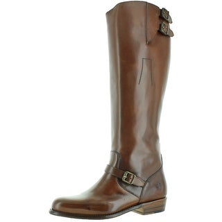 Frye Dorado Women's Equestrian Buckle Riding Boots