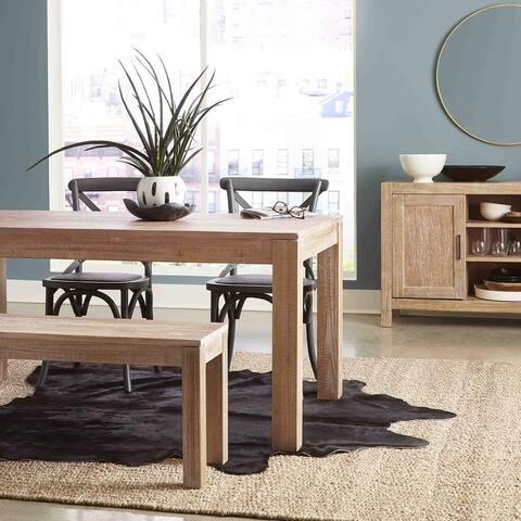 Grain Wood Furniture Solid Pine Montauk Dining Table