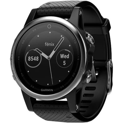 Garmin fenix 5s, Premium and Rugged Smaller-Sized Multisport GPS