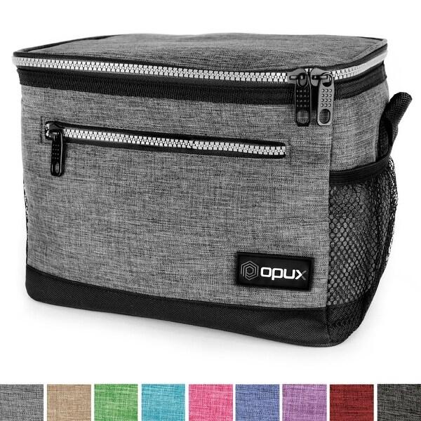 1048ece8d6c9 Shop OPUX Premium Insulated Lunch Bag with Shoulder Strap  Soft ...