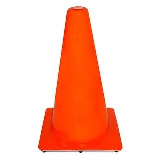 3M 90128-00001 18 Inch Orange Safety Cone Safety Cone
