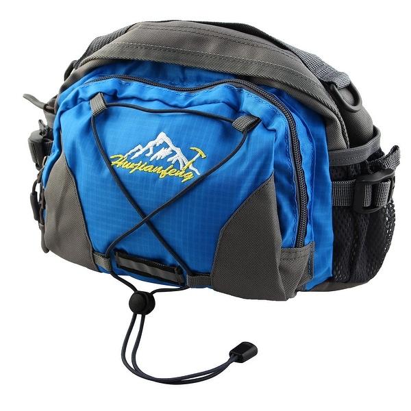 HWJIANFENG Authorized Single Shoulder Pack Adjustable Sports Waist Bag Blue