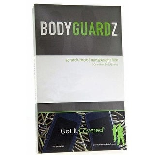 BodyGuardZ Scratch-Proof Transparent Film for Palm Pixi, Pixi Plus - Transparent