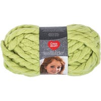Red Heart Boutique Irresistible Yarn-Chartreuse
