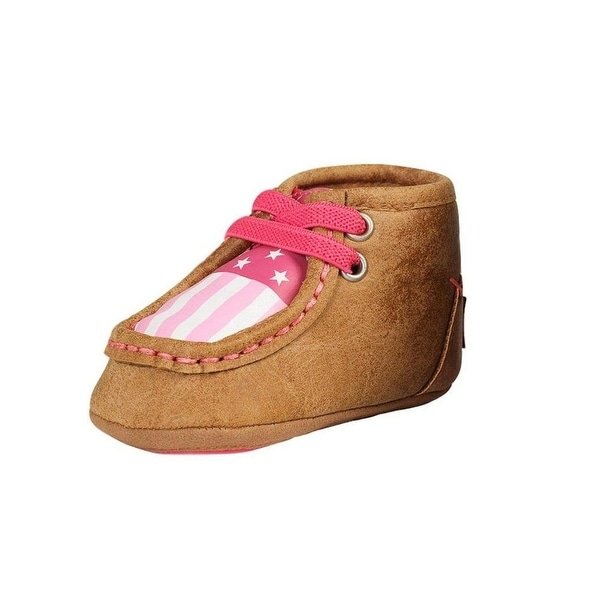 Blazin Roxx Western Shoes Girls Monroe Baby Bucker Chukka