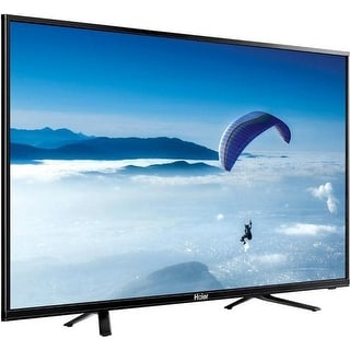 Haier 32E3000 32-inch Class HD LED TV - 1366 x 768 - 3000:1 - 60 (Refurbished)