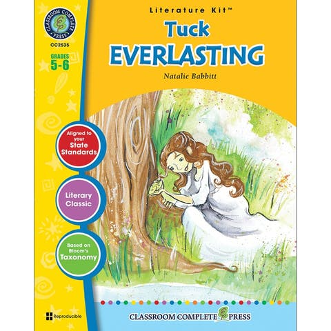 Tuck Everlasting Gr 5-6 Literature Kit
