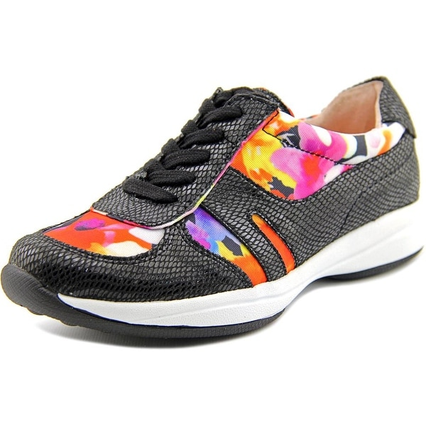 Taryn Rose Arvie Women Canvas Multi Color Fashion Sneakers