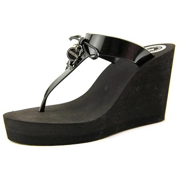 BCBGeneration Womens BG-HANK Open Toe Casual Platform Sandals