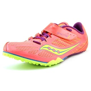 Saucony Spitfire 2 Round Toe Synthetic Trail Running