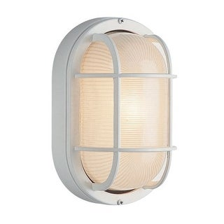 Trans Globe Lighting 41005 Single Light Outdoor Medium Bulk Head from the Outdoor Collection