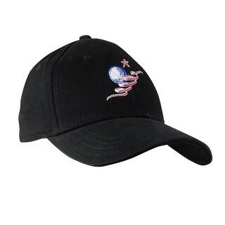 Gents Men's Pepsi Sport Cap (Black, S) - S