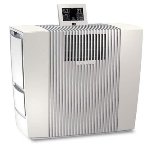 Venta LW60T Kuube L-T 2-In-1 Humidifier & Airwasher, White
