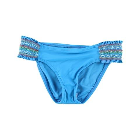 Lucky Brand Womens Basic Fit Bikini Swim Bottom