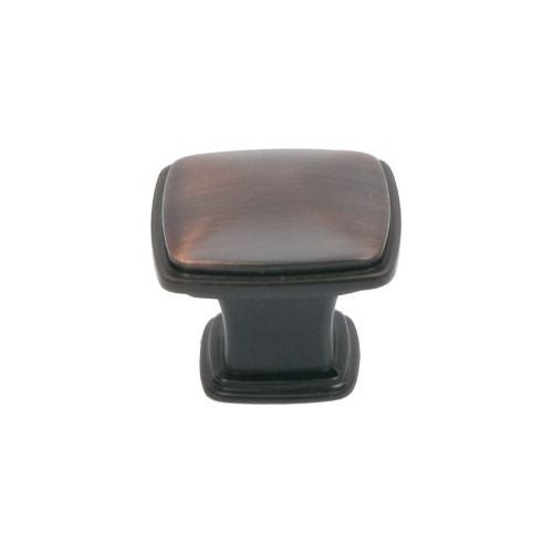 Jamison Collection K81091 1-1/4 Inch Square Cabinet Knob