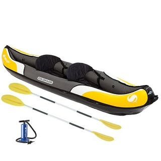 Sevylor Colorado 2-person Kayak Combo Kayak|https://ak1.ostkcdn.com/images/products/is/images/direct/7e9a4069f0a80bc4162b299fe8e7f55da07aa2ae/Sevylor-Colorado-2-person-Kayak-Combo-Kayak.jpg?impolicy=medium