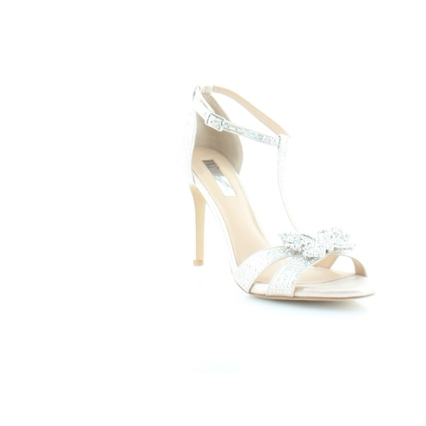 INC International Concepts Rissaa Women's Heels Champagne