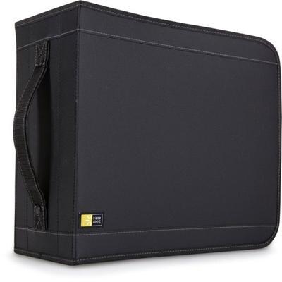 Case Logic - Cdw-320 - Nylon Cd Wallet 336 Black