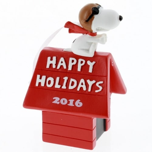 Flying Ace Snoopy 2016