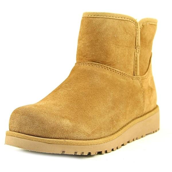 a7471a997bc Shop Ugg Australia katalina Girl Chestnut Boots - Free Shipping ...