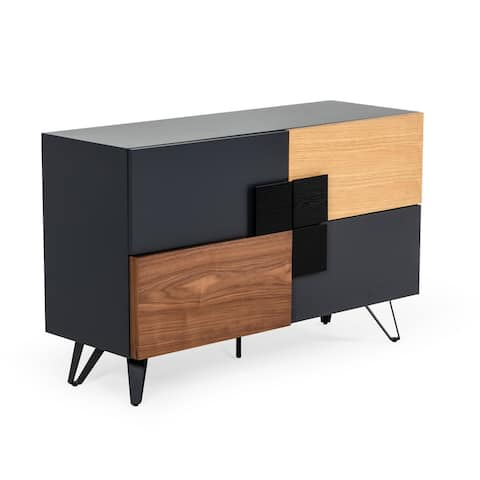 Modrest Lillian Modern Multi Colored Buffet
