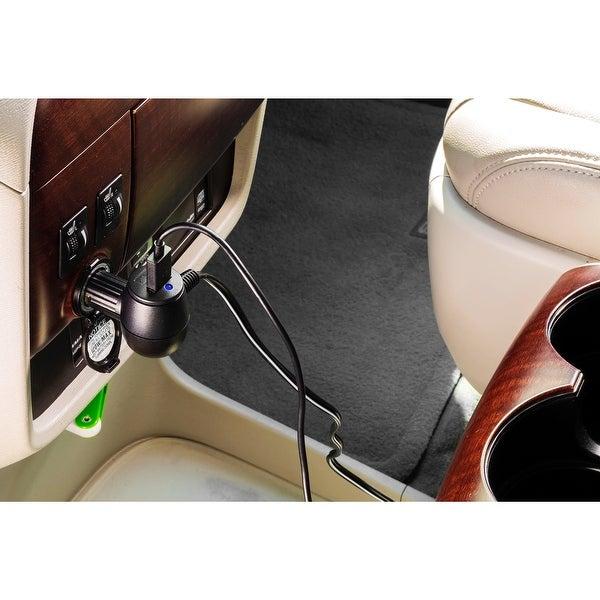Powerbuilt Vehicle Passenger Entertainment Center Charger USB 240024