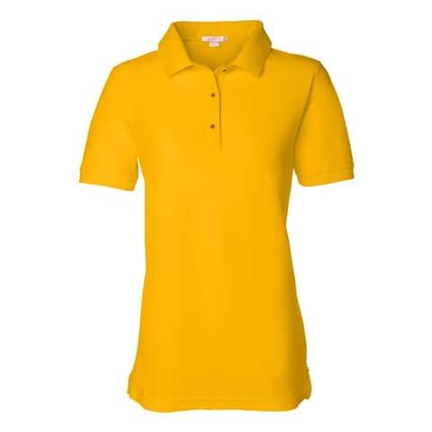 Women's Silky Smooth Pique Sport Shirt
