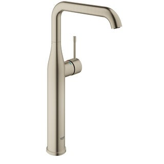 Grohe 23 538 A  Essence 1.2 GPM Single Hole Bathroom Faucet with SilkMove, QuickFix and EcoJoy Technology