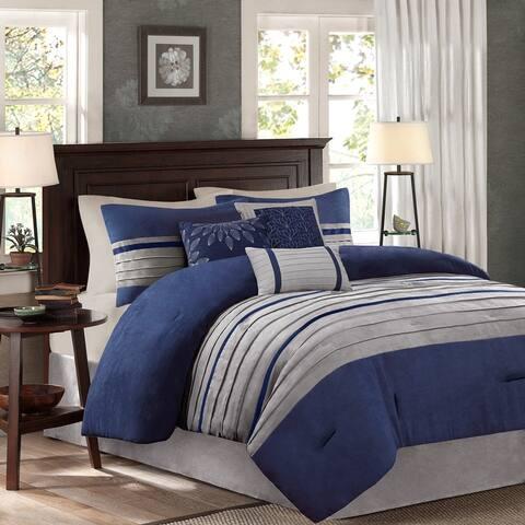 Madison Park Turner 7 Piece Comforter Set