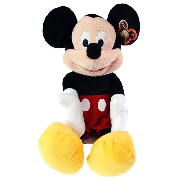 """Mickey Mouse 18"""" Stuffed Toy"""