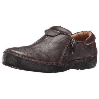 Propét Womens Dagny Low Top Zipper Fashion Sneakers